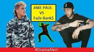 Jake Paul vs FaZe Banks! #DramaAlert Fortnite KID! - Logan Paul vs Chris D