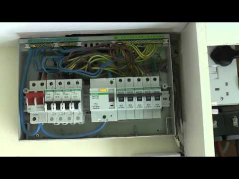 Mains Supply And Consumer Unit
