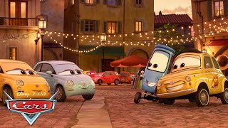 Best of Luigi and Guido! | Pixar Cars