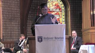 Ms  Inez Dover, Student Address 2015 Commencement