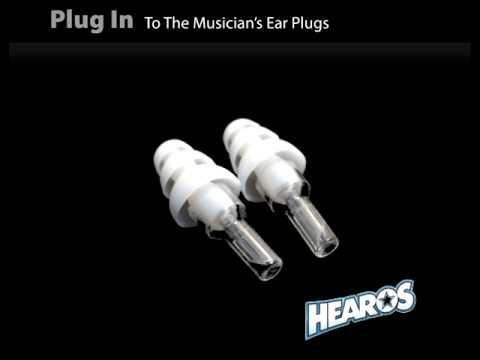 HEAROS High Fidelity Series Ear Plugs (Small) Single
