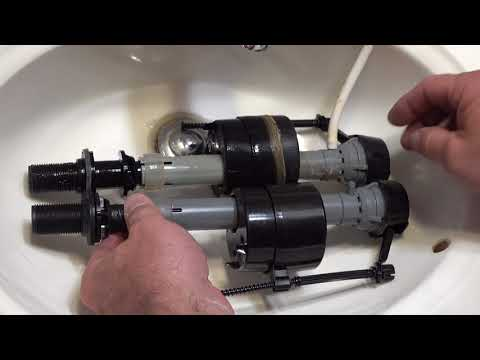 How To Replace A Toilet Fill Valve
