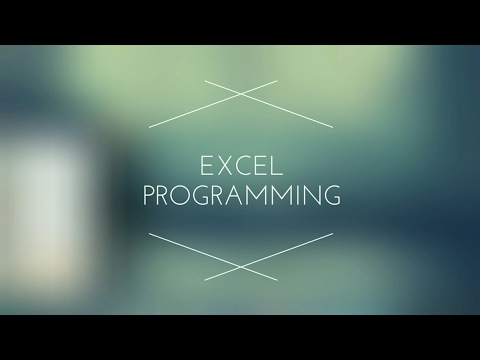 Learn Excel VBA programming | Message box greeting | Msgbox | Mac rax