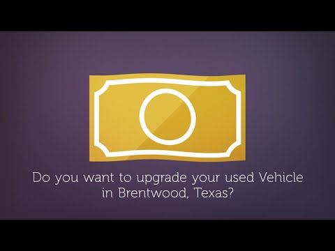 Brentwood Texas used cars no money down  - Buy here pay here car lots Texas