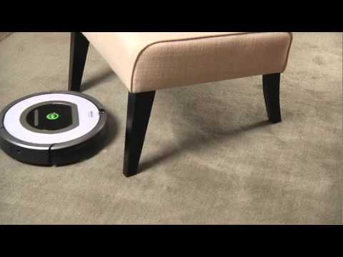 iRobot Roomba® 700 Series Vacuum Cleaning Robots