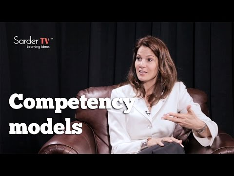 How do you develop competency model? by Jenny Dearborn, CLO at SAP