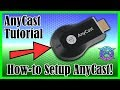 Download AnyCast Setup Tutorial | iPhone and Android methods | M2 Wireless HDMI Receiver MP3,3GP,MP4