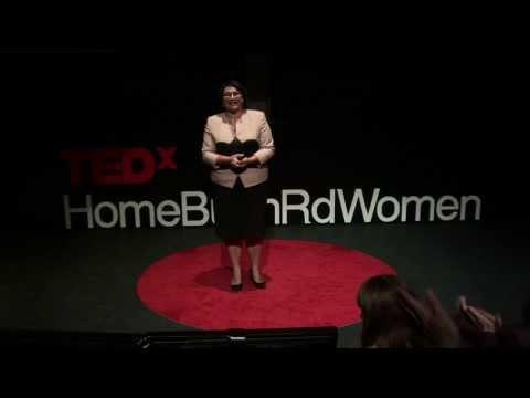 A human approach to child poverty: Metiria Turei at TEDxHomeBushRdWomen