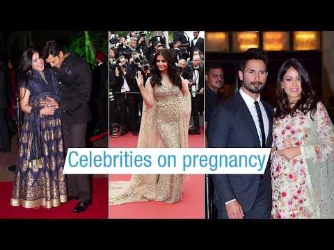 Celebrities on pregnancy