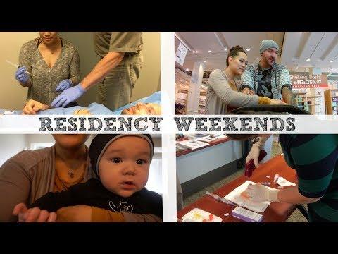 Weekends During Residency