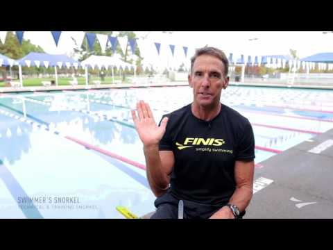 Dave Scott Swim Tips -  Swimmers Snorkel