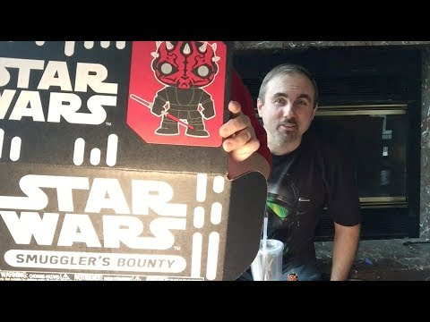 Smugglers Bounty - Sith (Unboxing)