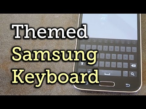 Theme Your Samsung Galaxy S5's Stock Keyboard for Better Typing in the Dark [How-To]