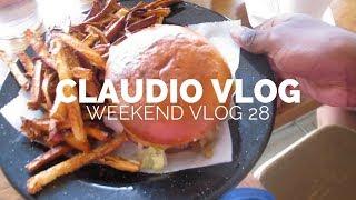 Claudio Vlog   Weekend Vlog 28