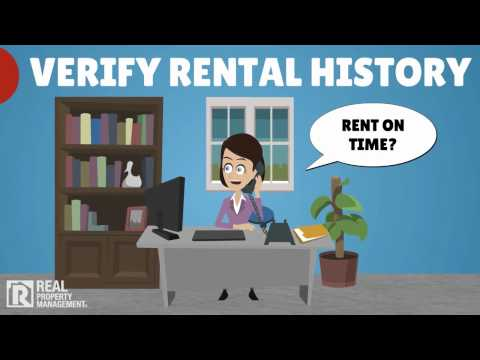Good Tenant Screening | Tenant Background Check, Credit Check