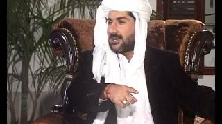 Hot Seat AAJ News Sardar Uzair Jan Baloch Part 01