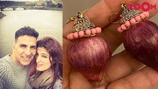 Akshay Kumar IMPRESSES wife Twinkle Khanna with THIS unbelievable gift | Bollywood News