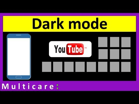 How to enable dark mode on YouTube | In your mobile