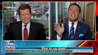 Fox guest blames climate change on Obama