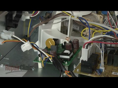 Kitchenaid Microwave Power Supply Board Replacement #WPW10260060