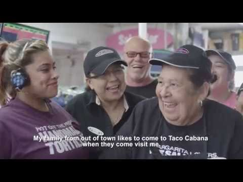 Celebrating 30+ years at Taco Cabana! Yo Soy TC!
