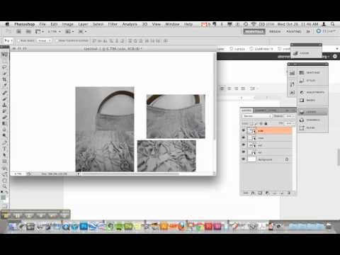 Photoshop: Changing your canvas size