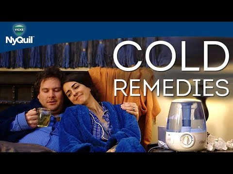 How to Get Rid of a Cold: Common Cold Remedies & Treatment | Vicks
