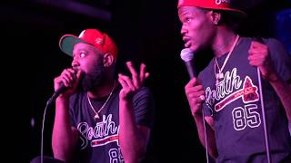 The Charlotte Roast Session Finale with D.C. Young Fly, Karlous Miller & Chico Bean