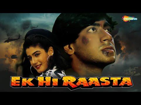 Xxx Mp4 Ek Hi Raasta HD Hindi Full Movie Ajay Devgan Raveena Tandon With Eng Subtitles 3gp Sex