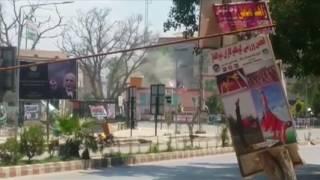 Download Gunbattle reported at Afghanistan TV station Video