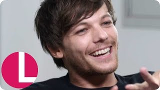 Louis Tomlinson on Music, Being a Dad and the 1D Reunion! (Extended) | Lorraine