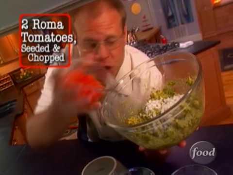Alton Brown's Perfect Guacamole Dip - Food Network