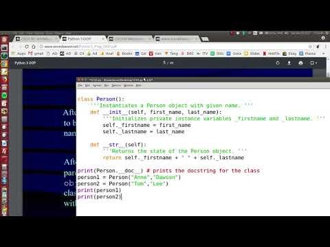 Python 3 OOP2 Part1