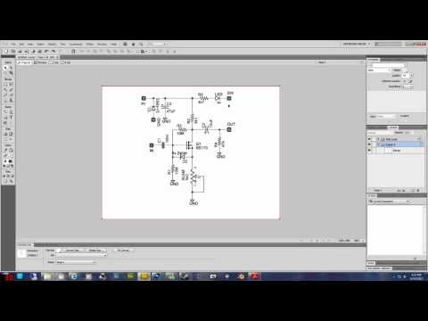 Introduction to reading an electronic schematic
