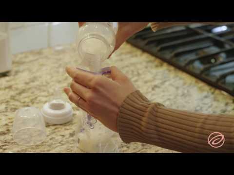 Storing Breast Milk