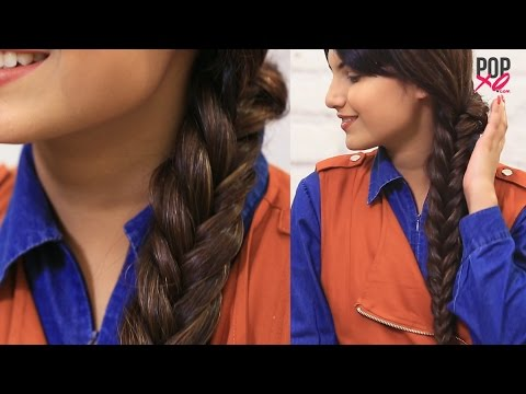 How To Make A Fishtail Braid In 6 Steps | Braid Hairstyles - POPxo