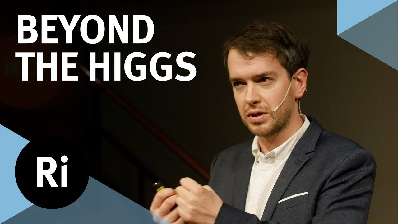 Beyond the Higgs: What's Next for the LHC? - with Harry Cliff