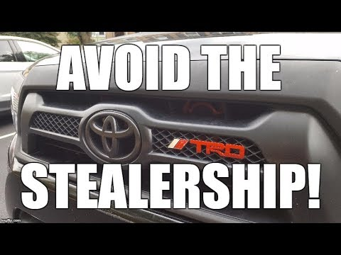 2nd Gen Toyota Tacoma Front Differential Oil Change, Avoid the Stealership!