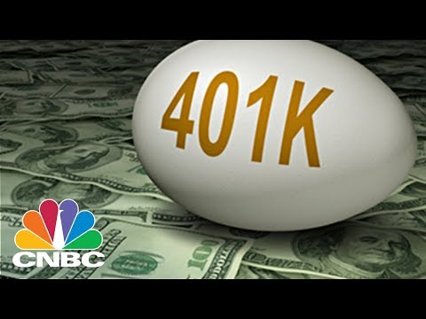 Four Reasons Why Your 401(k) May Be A Giant Rip-Off | CNBC