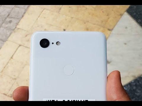 This is the Pixel 3 XL. I am disappointed!