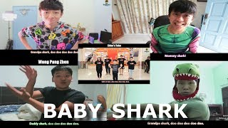 大马台湾YouTubers呈现【超屌洗脑歌】BABY SHARK feat.ET