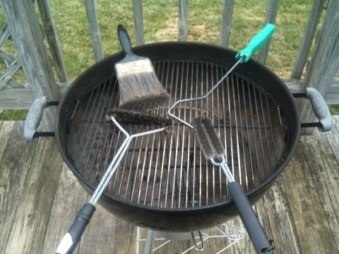 Weber Kettle Grill Cleanup and Maintenance Tips