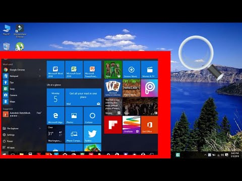 Windows 10 How To - Enable/Disable/Change | (Search Box)