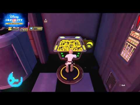 Disney Infinity 3.0 Hacking Terminal Star Wars