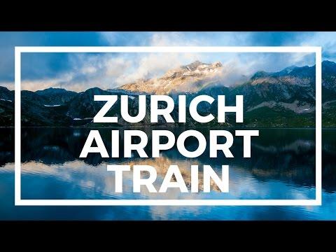 How to take train from Zurich Airport (flughafen)
