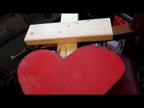 10 Year NIU Northern Illinois University Valentines Day Anniversary Memorial Crosses