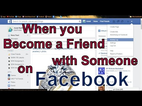 How to Find When You Became a Friend with Someone on Facebook
