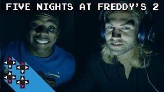 Tyler Breeze & Five Nights at Freddy