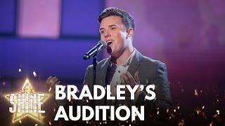 Bradley Johnson performs