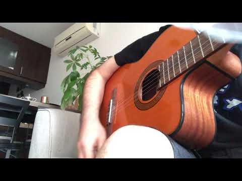 آموزش یک ریتم ساده گیتار برای مبتدیان